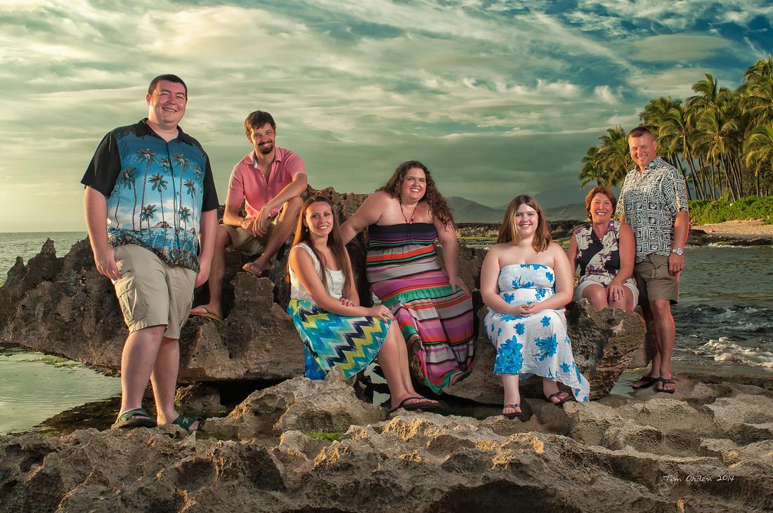 Portraiture in Hawaii by Tim Orden